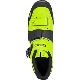 Giro Terraduro Shoes Herre lime/black